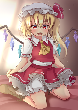 Flandre Scarlet - Touhou by Hotel01