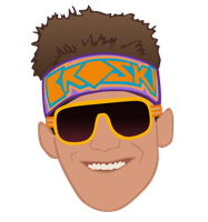 Zack Ryder Vector by abiogenic