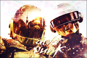 .:Daft Punk Photo Efects:. by Zas-Man