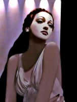 Dorothy Lamour. by theblueofmyoblivion