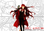 Grell Sutcliff Wallpaper by Aprilsummers