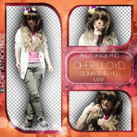 +Photopack png de Cher Lloyd #2 by MarEditions1