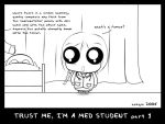 Trust Me, I'm a Med Student by hengie
