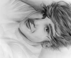 Liam Payne Pencil Sketch by nataliebeth