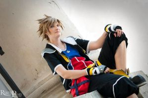 Sora - The Boss by SoraPilzi
