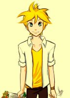 Len have a date by nay-only