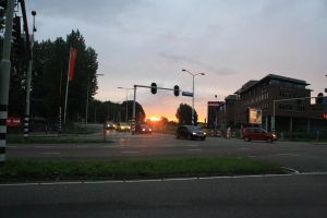 12-08-05 Sunset Hamstergat by Herdervriend