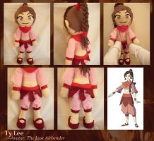 Doll- Ty Lee by phychoticsilence