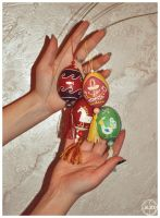 Ukrainian Pysanka by Sad-SD