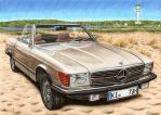 Mercedes SL by nessi6688