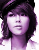 SNSD SooYoung by therebzombie