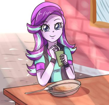 Starlight glimmer - New style by sumin6301