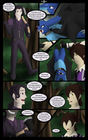 Round 1: 'Fight For Your Life', Page 3 by GrolderArts