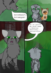 Warriors The Unfinished Story Pg1 by StrangerClaw