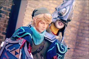 Link vs Zant - Persuasion of Darkness by Metal-Minish