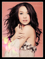 Zhang Ziyi Colorize by lorepocket
