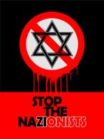 STOP THE NA-ZIONISTS by jazizi