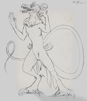 Sketch Trade: Ardell by xXNuclearXx