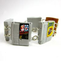 Nintendo Cartridge bracelet by TrenoNights