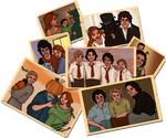 A time when life was normal by MioneBookworm