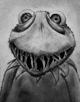 Kermit the Fuck by AmyPate