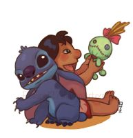 Ohana means family by Rosana127