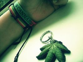 cannabis by isa156
