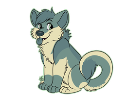 Riley The Husky by Miss-Melis