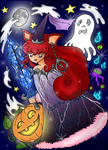 Happy Halloween From Mimi Ru Sasha By Vampgir by bluebellangel19smj