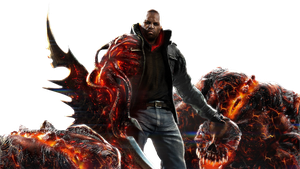 Prototype 2 - Heller and Hunters RENDER by Crussong