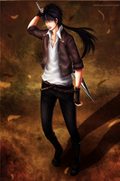 Draven by Taly5