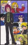 Many voices of Vic Mignogna by rumiko18