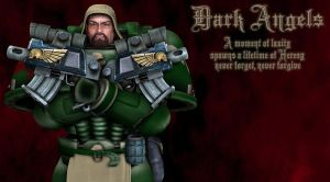 Adeptus Astartes: Dark Angels by Howard-33