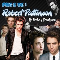 PNG's Robert Pattinson by consuelorozas