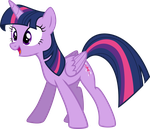 Twilight Sparkle by mattbas