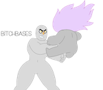 B: Amethyst shapeshifted into Jaspers punching bag by KIngBases