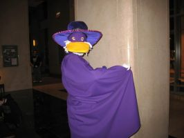 Darkwing Duck Cosplay by Bluespikey