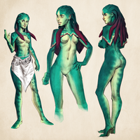 10-25-2014 ligaea Anatomy by Makkon