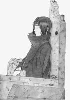 Naruto: On the Throne by slamduncan2115