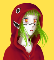 A patched up, crazy Matryoshka by Kumkrum