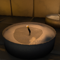 Candle Test Rendering by FengL0ng