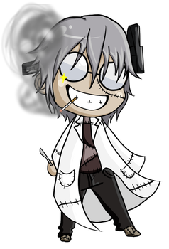 +Stein-hakase for xTHSx+ by Hamstertastic