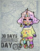.: 30Days Adoptable Challenge - Day 07 {Closed} :. by Biiiscoito
