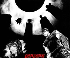 Berserk The Five Angels by Maryishde