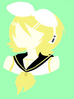 Kagamine Rin by TerribleTyrant