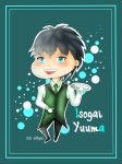 Butler Isogai Chibi version by allihyun