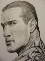 WWE Randy Orton 1 by VinceArt