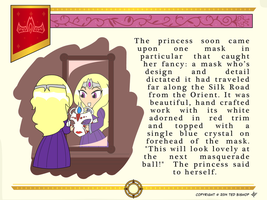 Another Princess Story - Oriental Mask by Dragon-FangX