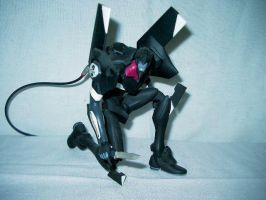 Hand Painted Unit 03 by TribalBunny13