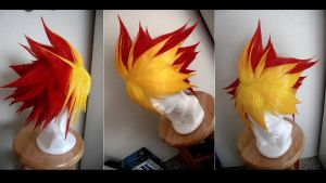 Takuto wig commission by maggifan